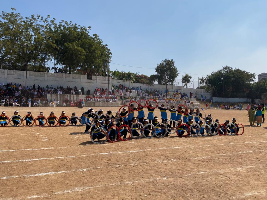 SPORTS DAY-6