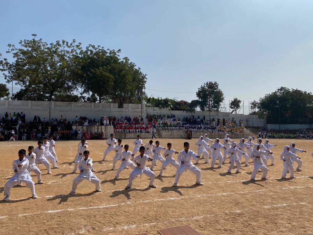SPORTS DAY-8
